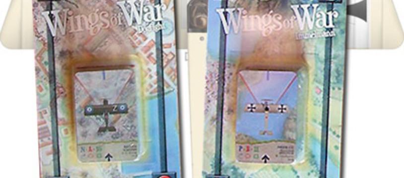 Du nouveau pour Wings of War
