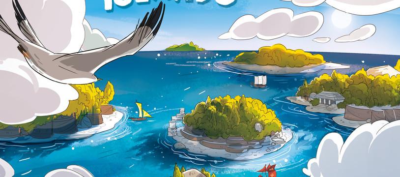 Carnet d'Auteur : Small Islands de A à Z  - Deuxième Partie