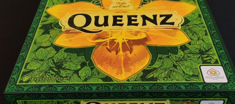 [Le Debrief - Coup de ❤ ] Queenz, Gelée royale ludique