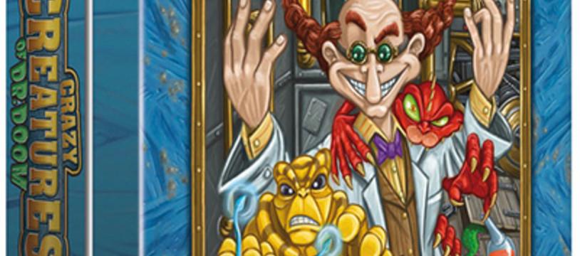 Les folles créatures du docteur Doom vues par le docteur Mops
