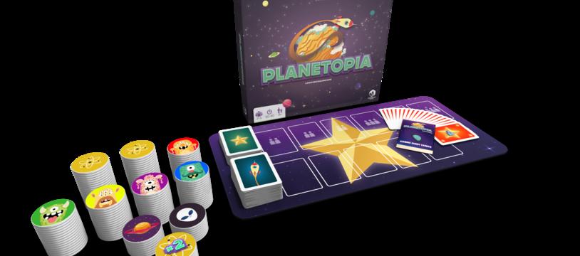 Planetopia propose désormais une version Deluxe!
