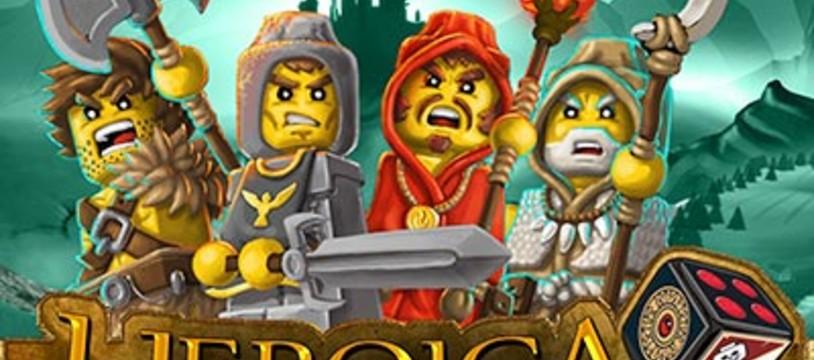 Heroica : Le mèd-fan selon Lego