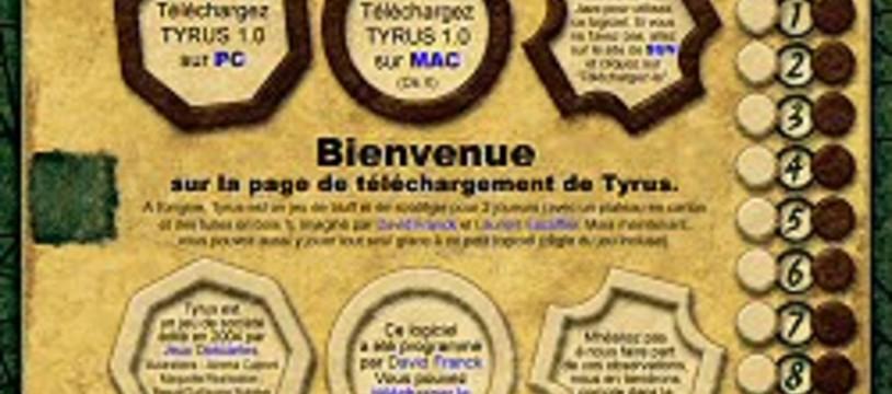 Tyrus sur votre ordinateur !