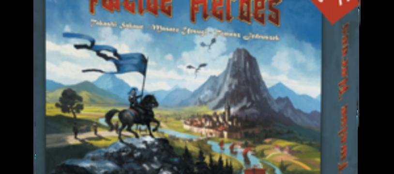 Twelve Heroes in Twelve Chapters