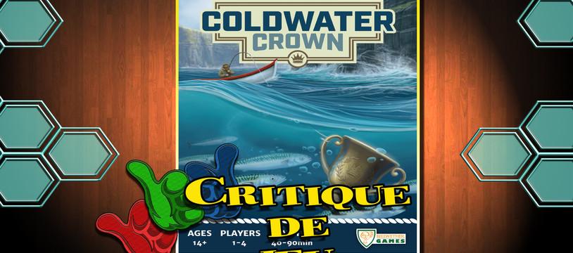 """Mes """"Parties"""" Pris fait la critique du jeu ColdWater Crown"""