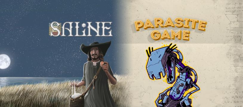 SALiNE & Parasite Game