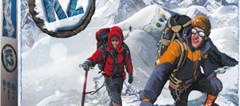 K2 c'est l'escalade chez Iello