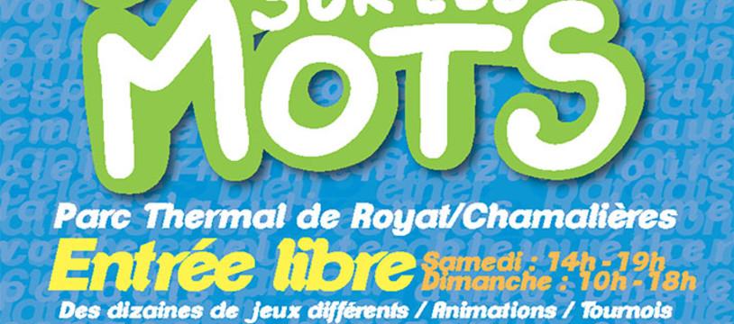 Jouons sur les Mots, Le 1er Festival des Jeux de Lettres et d'Expression