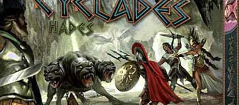 Cyclades : Hades vient d'apparaitre