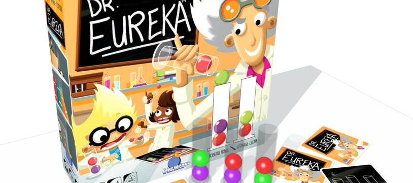 Dr Eureka : le tube de l'hiver qui va vous remuer les méninges !