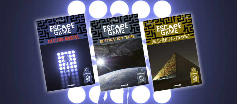 Escape Game : le Casting des Pyramides de l'Espace