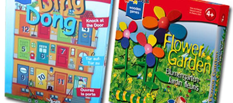 Gigamic fait le plein de jeux pour enfants