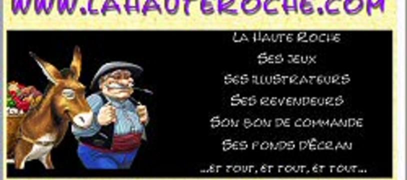 La Haute Roche refait son site !
