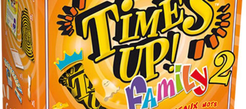 Time's Up ! Family 2 est arrivé (ohé)