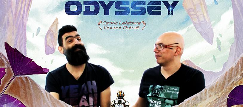 Space Gate Odyssey, de le papotache !