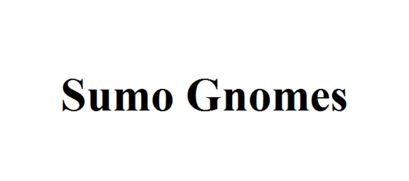 Le Kickstarter du mois : Sumo Gnomes