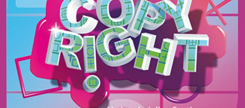 Copyright le bien nommé vient de paraître