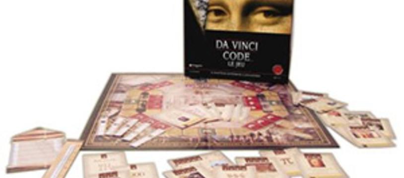 Da Vinci Code, le jeu du film du livre