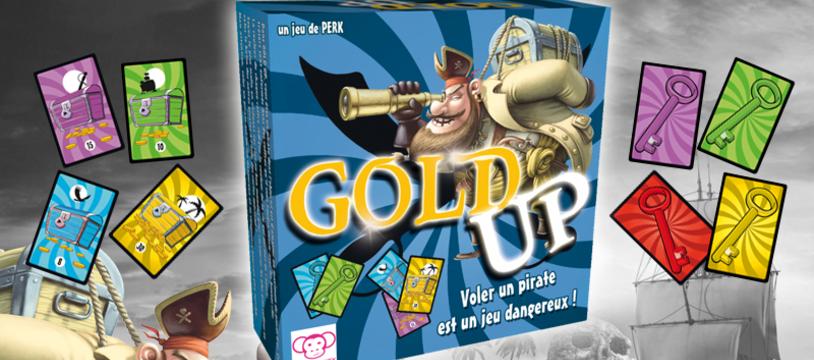 GOLD UP : Les règles du jeu en vidéo et en moins de 2 minutes