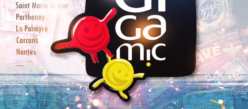 Gigamic part en tournée !