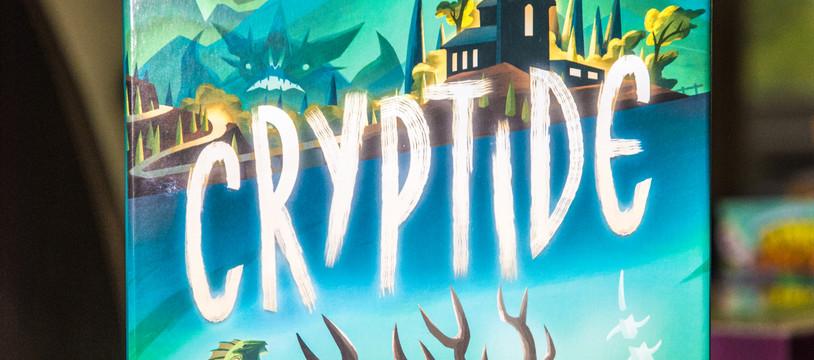 CRYPTIDE : expérience ludique de l'année ?