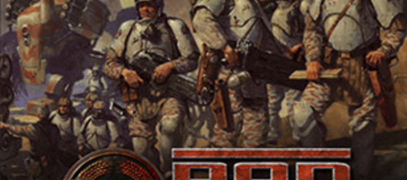 AT-43, le livre de l'armée Red Block !