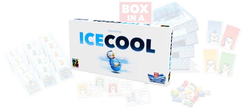 Ice Cool : Faut qu'ça glisse !