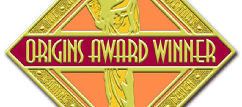 Origins Awards 2007, les gagnants sont