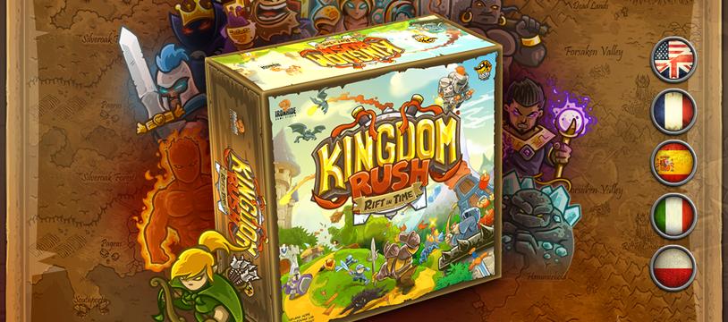 Kingdom Rush est financé à plus de 2000% en une semaine !