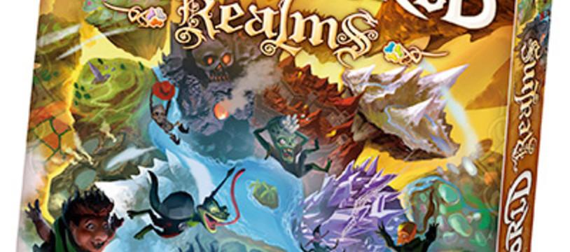 Realms pour Smallworld est arrivé