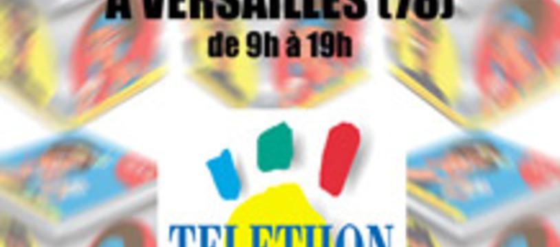 Téléthon 2008, le jeu se mobilise