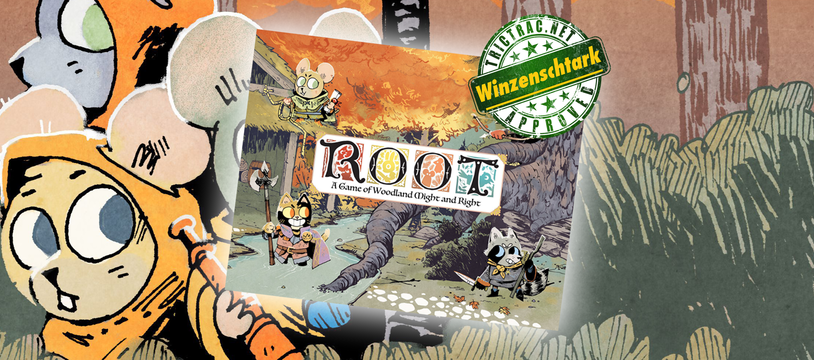 Root : sowing the seeds of war