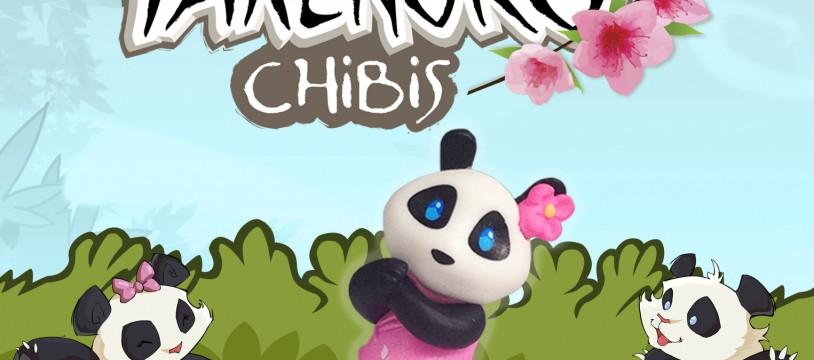 tournée Chibis en avant-première !