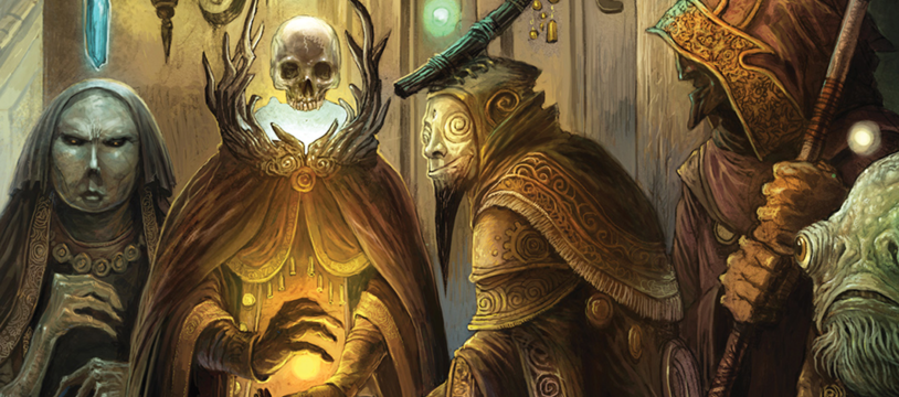Gateway la Révolte, le deck building dans l'univers de Sean Andrew Murray