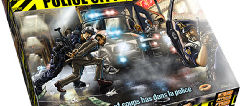 Police City, la guerre des polices c'est pour ce week end