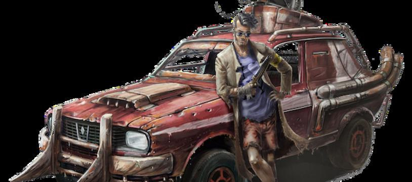Bitume : L'Hard-pocalypse de Harley !