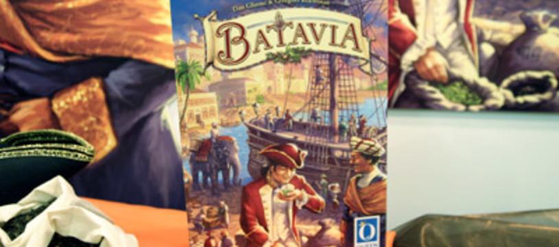 Batavia est sur les étals