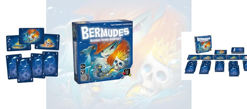 Bermudes : Garde ton souffle, da ?