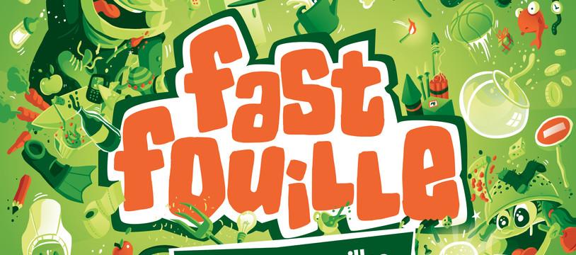 Fast Fouille : Fais pas la bouille, touille !
