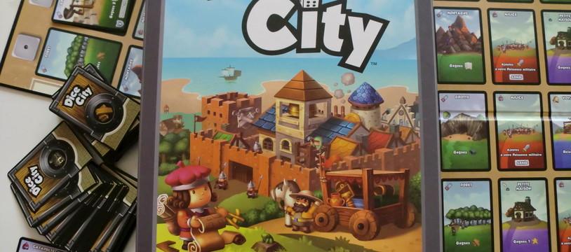 Critique de Dice City