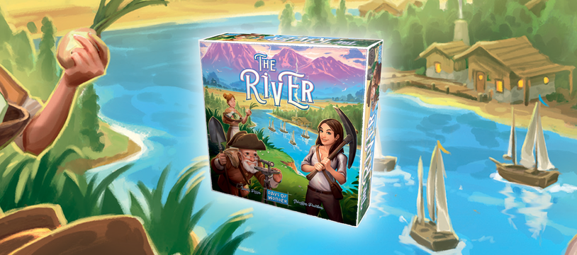 The River : L'ami s'y sippi