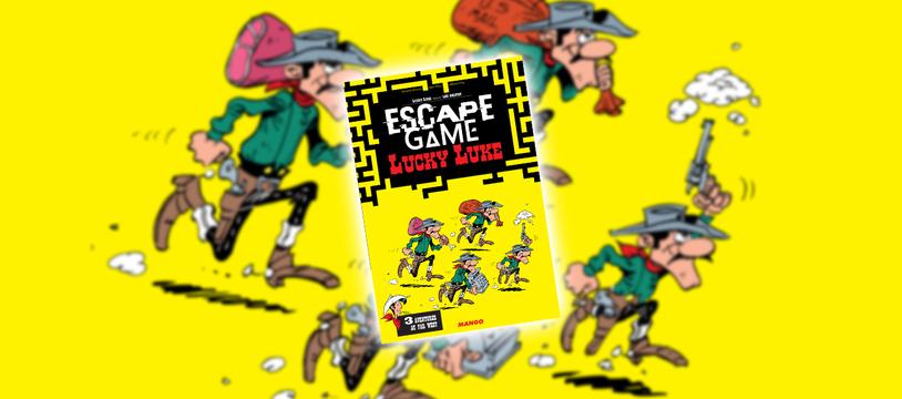 Escape Game Lucky Luke : envie d'évasion ?