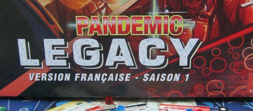 Test Pandemic Legacy