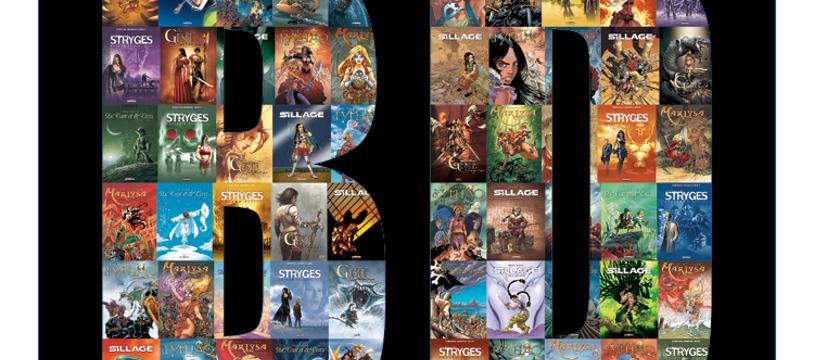 Bandes Dessinées : 102 BDs dans une seule boite !