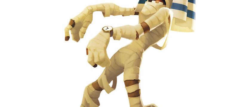 Le Scorpion Masqué se momifie... Est-il fou ?