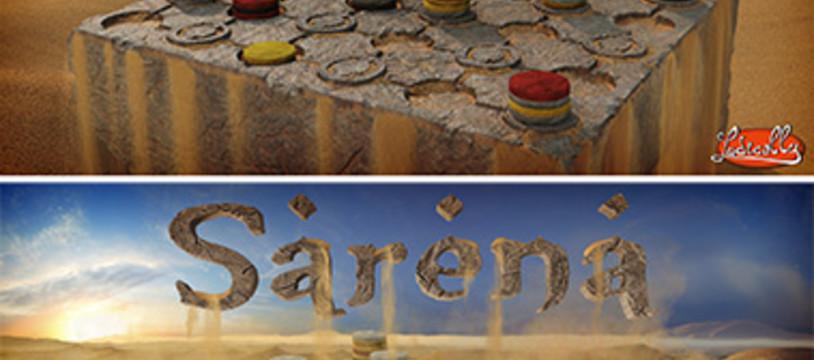 """""""Sarena"""" à venir chez Ludically"""