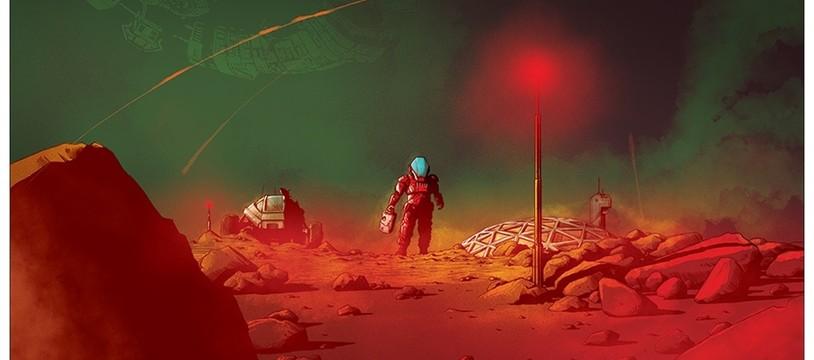 On Mars : Attack des cerveaux !!!