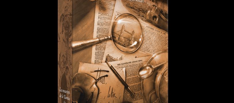 Sherlock Holmes : la gamme Space Cowboys.