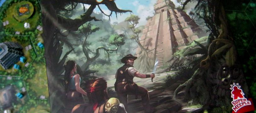 Critique de Tikal