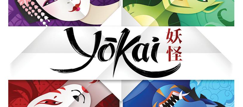 Yokai : le carnet d'illustratrice